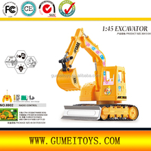 6902 1:45 Simulation Truck Toys RC Hydraulic Excavator For Sale