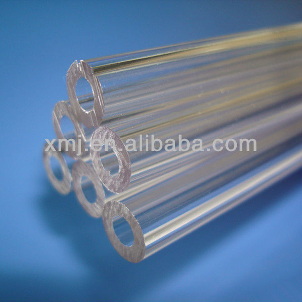 Thickness 0.5mm-8mm extrusion transparent upvc pipe manufacturer