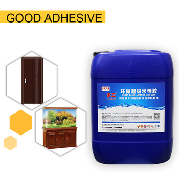 Water based membrane press adhesive by vacuum press machine
