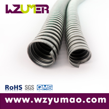 WZUMER Waterproof Insulated Protecting Cable/Wire Galvanized Steel Corrugated Pipe