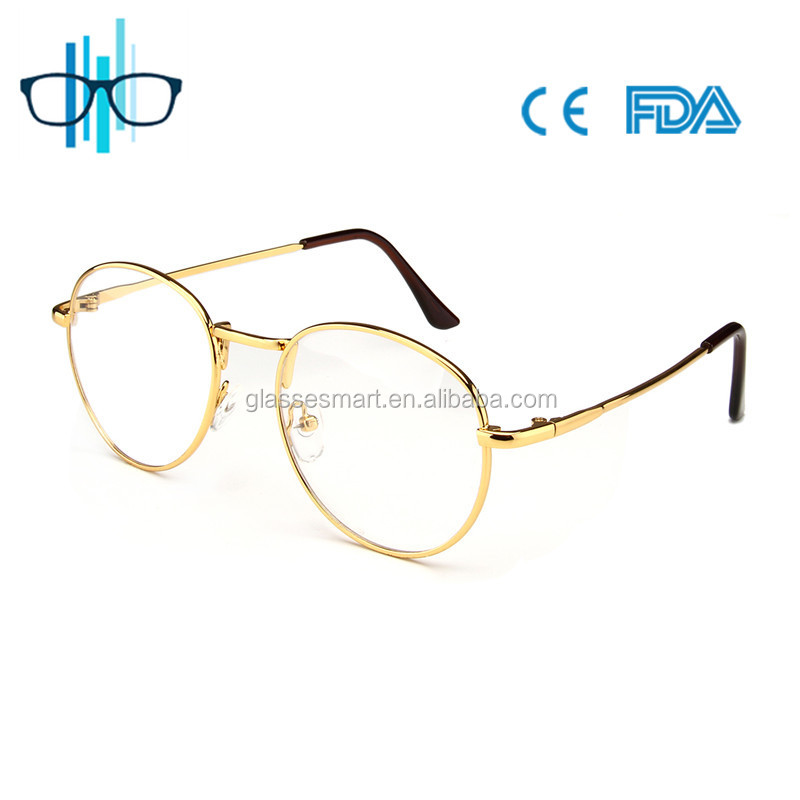 Top Qquality Optical Custom Logo Vintage Eyewear Frame