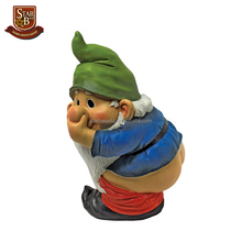 Colorful crafts wholesale cheap funny resin antique garden gnomes for sale