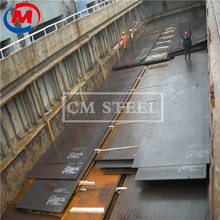 300mm thick ship stainless steel plate with hairline surface from China factory