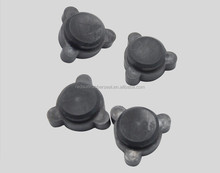 customized rubber silicone molded parts
