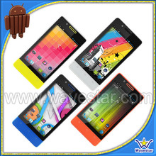 4 inch mobile phone mtk6572 dual core 4g rom cellphone