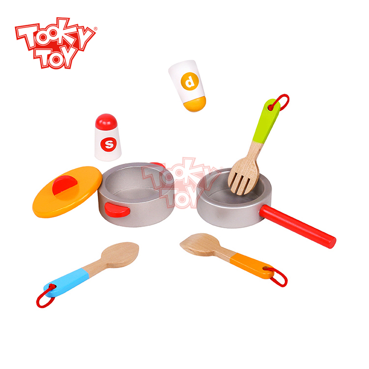 New Design pink kids wooden kitchen set toy set kitchen toy