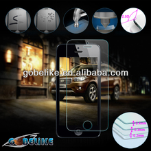 New cheap 2013 tempered glass screenprotector for mobile phone