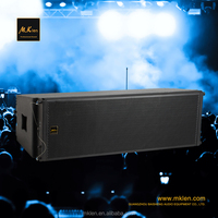 Professional Four-Way Passive Audio Speaker Line Array with Neodymium/Sound Reinforcement Loudspeaker