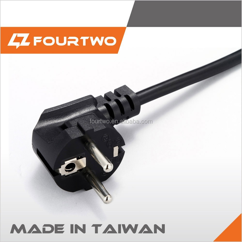 Power cord with Italian plug IMQ italia cable to Italy
