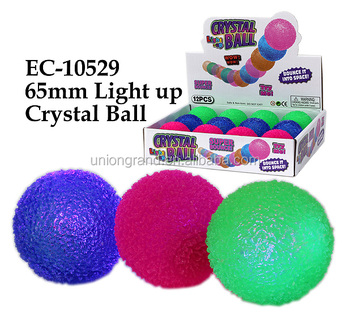 65mm light up crystal ball