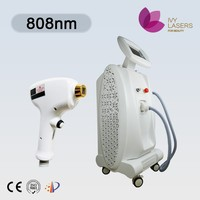 Best 808nm diode laser epilator hair removal machine for facial hair removal