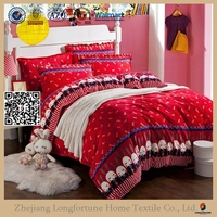 2013 new 100% cotton comfortable bedding set