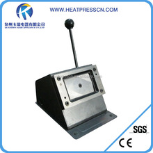 44mm Manual Plastic Card Die Cutting Punching Machine for Sandra Marrero