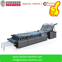 Paper Board Semi-atuomatic Automatic Flute Laminating Machine