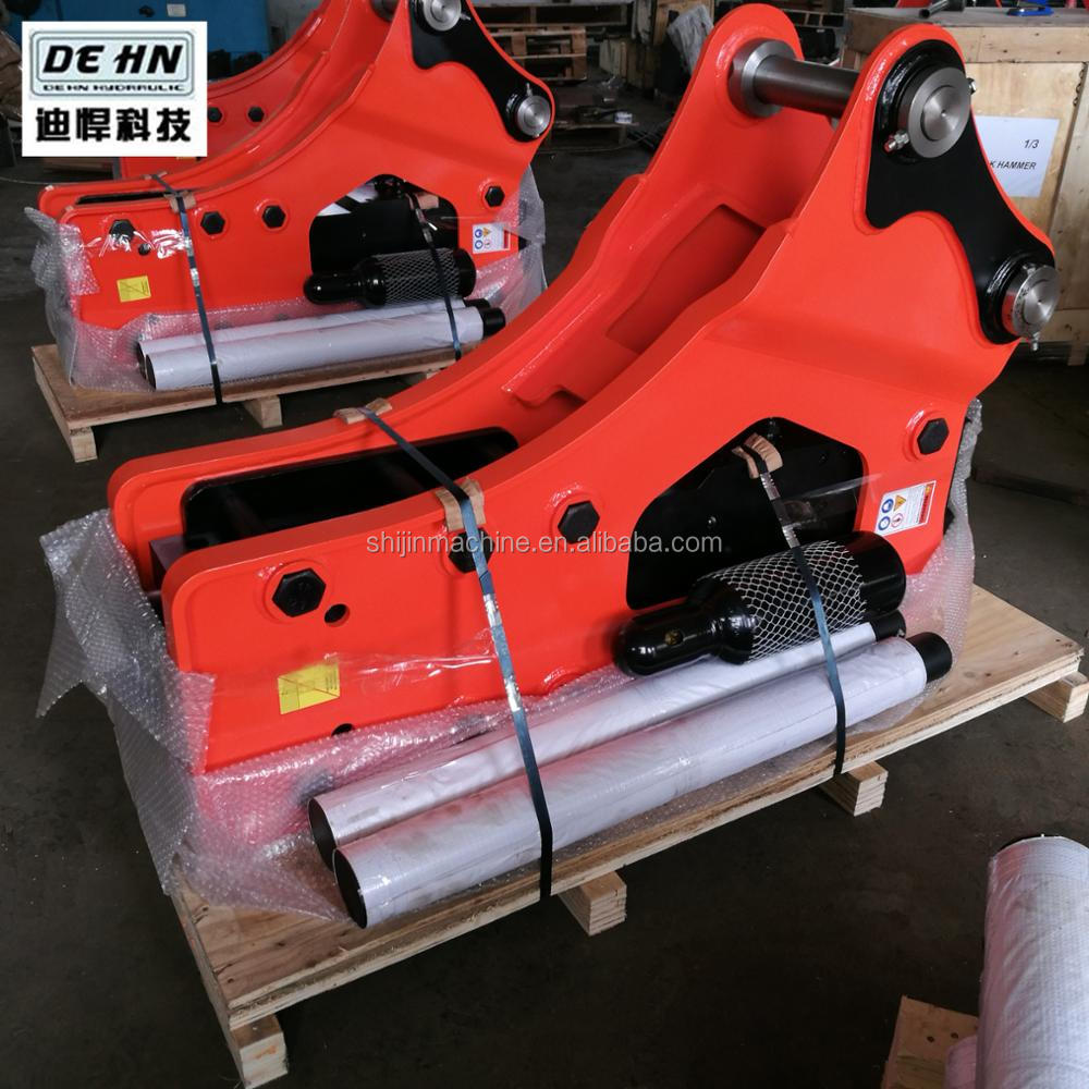 SB30 Hydraulic Rock Breaker with excellent Performance with good quality Chile Paraguay Peru Brazil Columbia Argentina