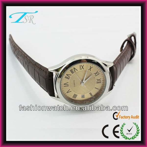 Hot sale with factory price alloy watches man,big face men watch