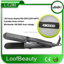 hair straightener with removable comb hair straightener with flat iron and comb iron