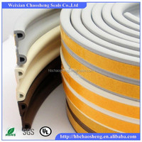Hot sale rubber seal strip attractive and durable for wooden door and window