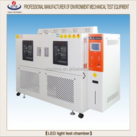 Programmable LCD touch screen LED climate chamber tester(temperature humidity measuring instruments)
