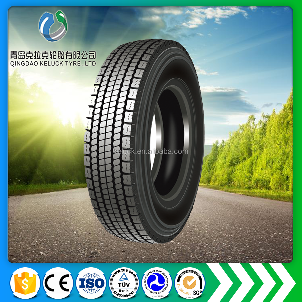 2017 new tires prezzi bassi tyre lower price Annaite camion TBR 295/80R22.5 16pr 785 pattern