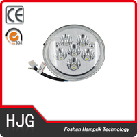 Factory price Universal motorcycle 18W headlight, 1800lm motorcycle headlight