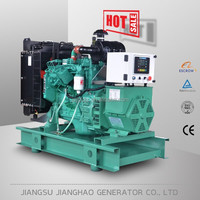 60 HZ single phase 24KW Generator price 30kva diesel generator powerd by cummins engine 4BT3.9-G2