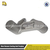 Chinese popular custom truck parts carbon steel castings