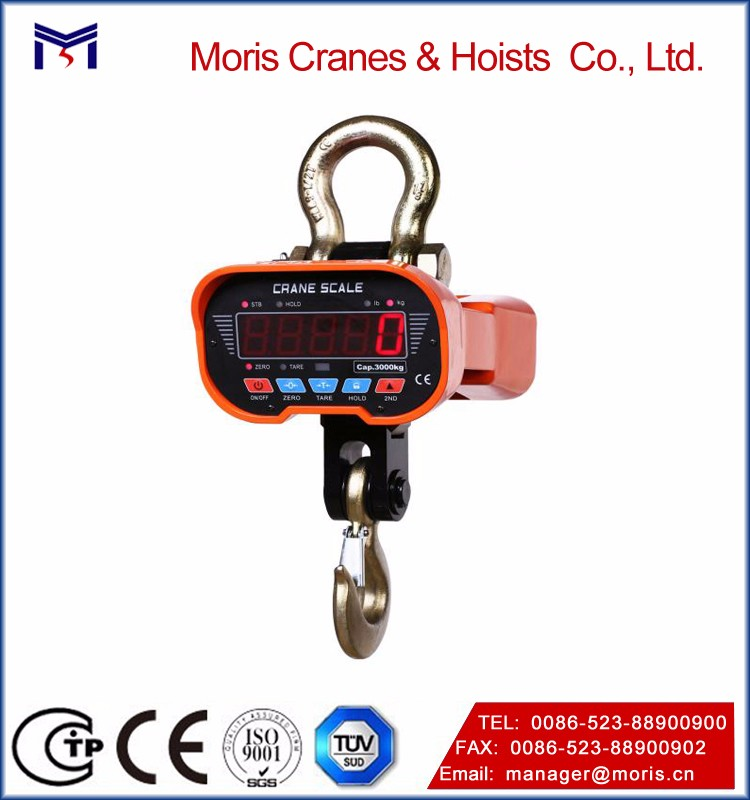 NEW Industrial Hanging Digital Crane Scale