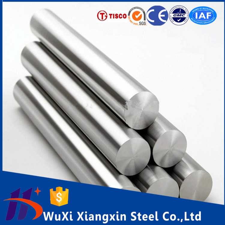 China Supplier 20mm Inox 201 stainless steel round square bar
