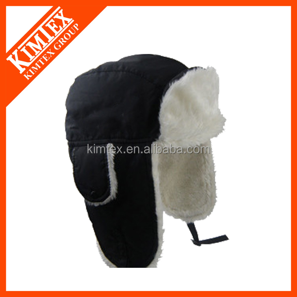 High Quality wholesale winter earflap ushanka russian style hat
