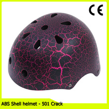 special technics ABS + EPS material promotional custom colorful funny skate board helmet kids skateboard helmet