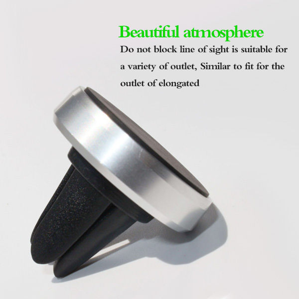 New arrival magnetic car mount Most popular metal car air vent phone holder