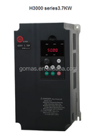 5HP 380V 3Phase inverter 3.7KW AC frequency drive