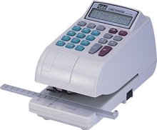 Electronic Cheque Writing Machine