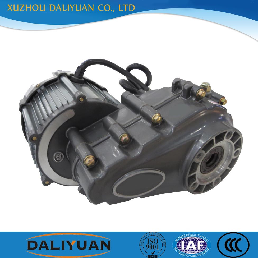 brushless dc electric car hub motor 10kw for electric tricycle