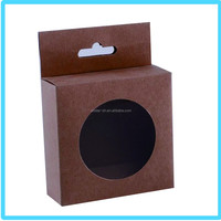 Brown Craft Kraft Paper Packaging Gift