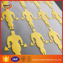 Custom 3D Clothing Rubber Heat Transfer Label Silicone Hang Tag