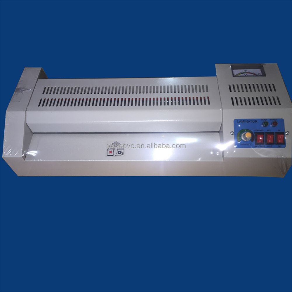 Metal chassis A3 size hot and cold laminating machine