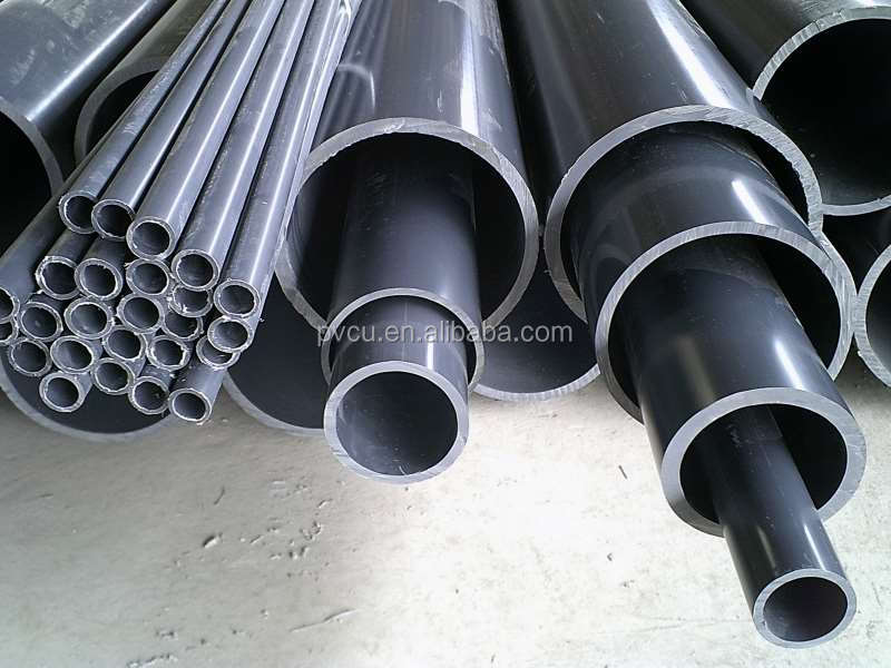 Top Quality PVC Pipe Fittings 300mm For Water Supply
