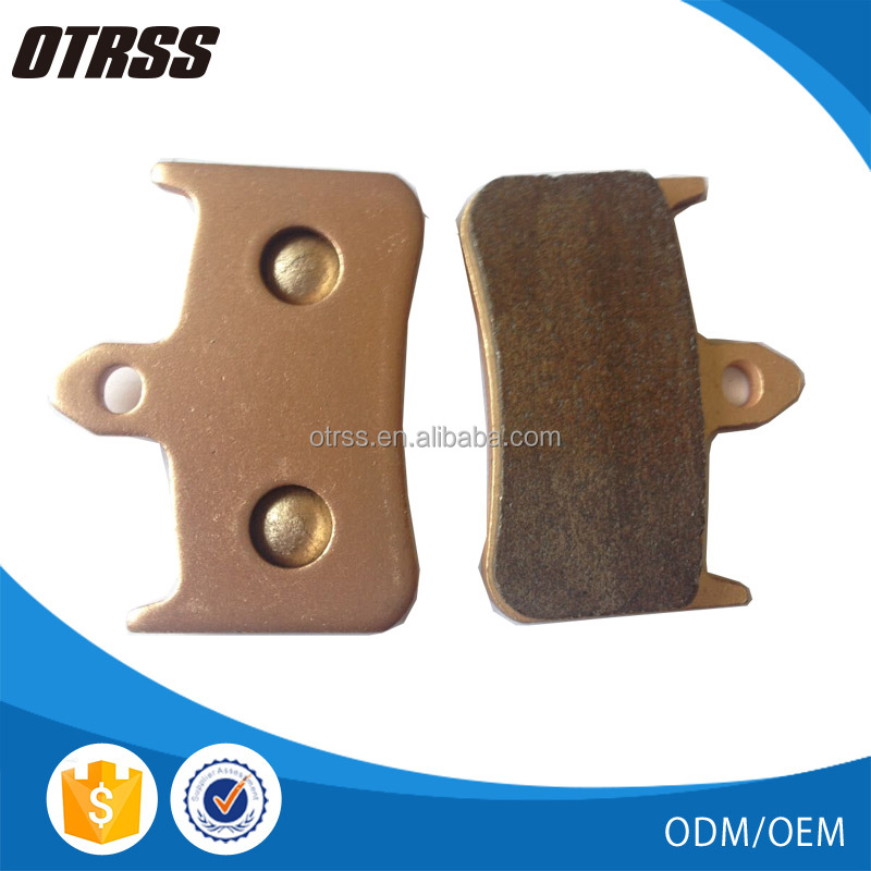 Sintered off road bike brake pads