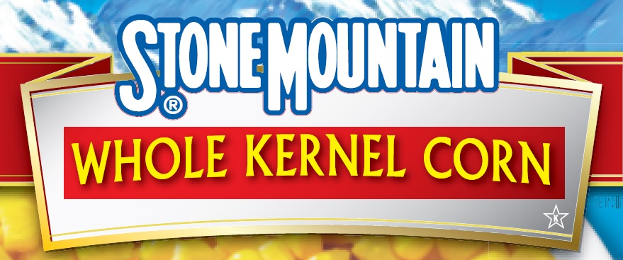 Stone Mountain Canned Corn