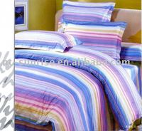 100%cotton Colors quilted bedspread