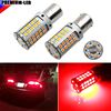 21W High Power Red BAU15S 7507 PY21W LED Bulbs For Car Turn Signal Lights, Tail Lights, Brake Lights