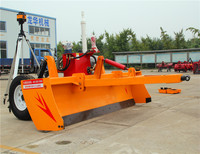 agriculture grader for Farm machinery, 2.0-3.5 m Laser Land Leveling for tractor