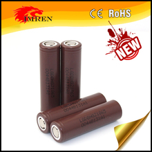 2 x HG2 INR18650-HG2 3000mAh 20/30A High Drain Rechargeable Lion Battery 3.7V