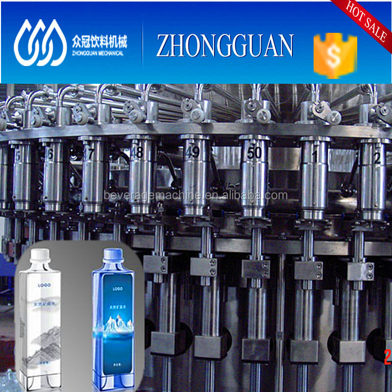 Coconut Milk Filling Machine/Fruit Juice Bottling Equipment