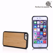 mobile phone accessories factory in china Real wood custom ceramic case for iphone 6