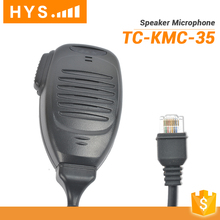 Hotselling Two Way Radio Microphone Speaker
