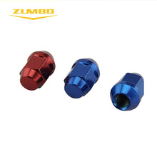 12x1.25 Hex19mm L35mm colorful wheel nut/jdm blue wheel lug nuts