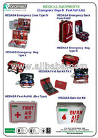 EMERGENCY BAGS & FIRST AID KITS